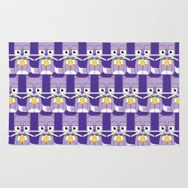 Super cute animals - Cute Kitty Cat Purple Rug