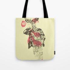Yo! Deer Music Man Tote Bag