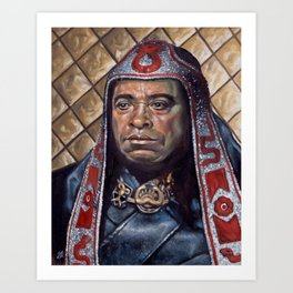 Thulsa Doom Art Print