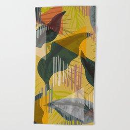 pattern33 Beach Towel
