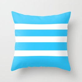 Retweet That Color Throw Pillow