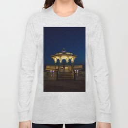 Brighton Bandstand at Night Long Sleeve T-shirt