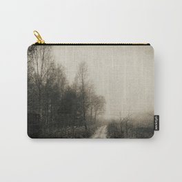 Snowfalls Gone By Carry-All Pouch