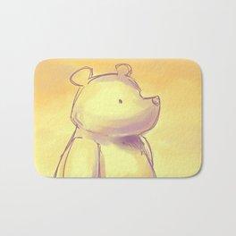 Pooh Bear Bath Mat