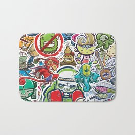 Kampu Kids Bath Mat