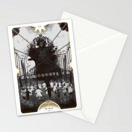 XV. The Devil Stationery Cards