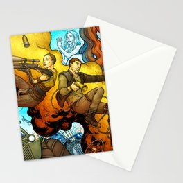 MAD MAX  -  fury road Stationery Cards