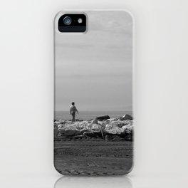 Kafka on a Shore iPhone Case