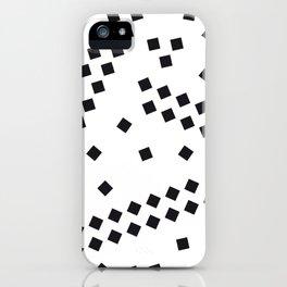 square elements iPhone Case