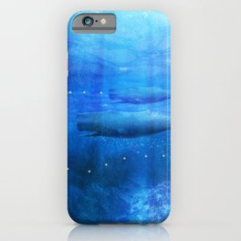 Save The Whales by Viviana Gonzalez iPhone Case