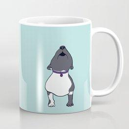 Faith The Resilient Pit Bull Coffee Mug