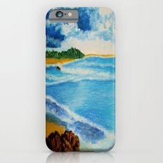 Cloudy Beach Slim Case iPhone 6s