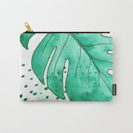 monstera monday Carry-All Pouch