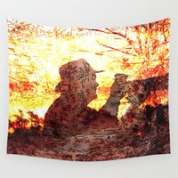 photograph Wall Tapestries featuring the photograph by MehrFarbeimLeben