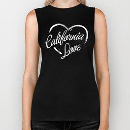 California Love Biker Tank