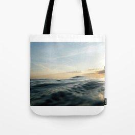 Velvet Sea Tote Bag