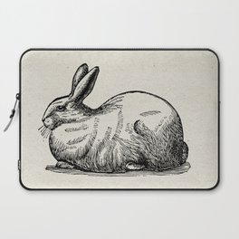 Vintage Bunny Laptop Sleeve