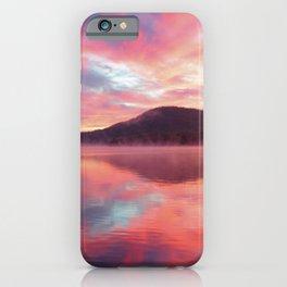 Sunrise: Fire Above and Fire Below iPhone Case