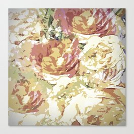 Sugar and Cream Canvas Print