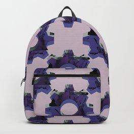 IMPROBABLE GREASE REEL blue pat. Backpack