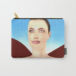 Angel Ina Carry-All Pouch