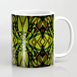 Fractal Art Stained Glass G313 Coffee Mug