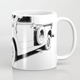 48 Diamond T Coffee Mug