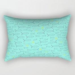 Frisco Fish Rectangular Pillow