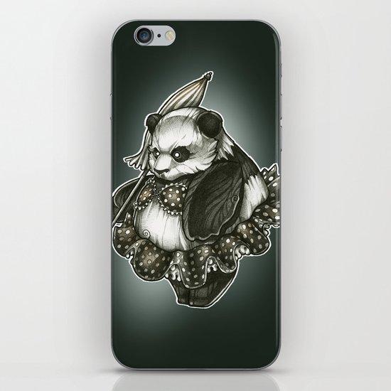Panda's Day Off iPhone & iPod Skin