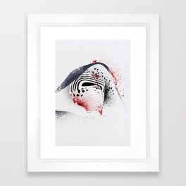 A New Leader Framed Art Print