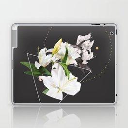 Tropical Flowers & Geometry II Laptop & iPad Skin