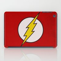 the flash iPad Cases featuring Flash by Some_Designs