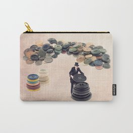 The button sorter Carry-All Pouch