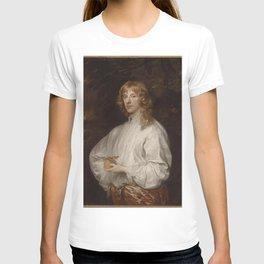 Anthony van Dyck - Portrait of James Stuart, Duke of Lennox T-shirt