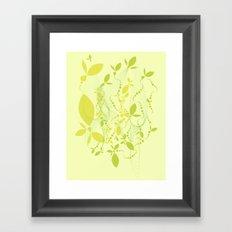 Re-Fresh Framed Art Print