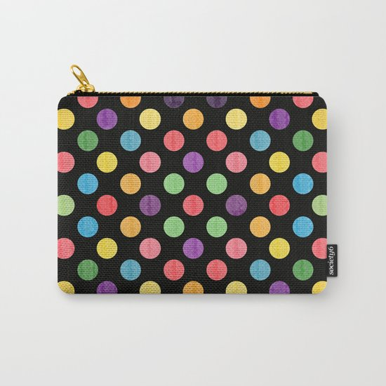 Lovely Dots Pattern Carry-All Pouch