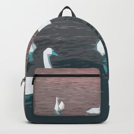 Swans Backpack