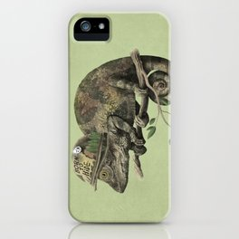 Born to Hide - Color Option iPhone Case