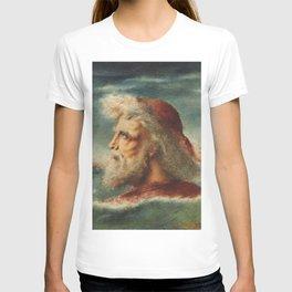 "Simeon Solomon ""St. Peter on the sea"" T-shirt"
