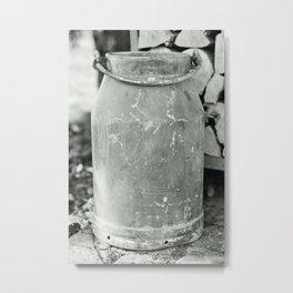 Milk jug Metal Print
