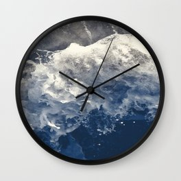 Sea 14 Wall Clock