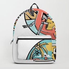 Tiki Party Backpack