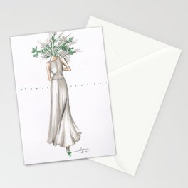 Flower Series 2 Stationery Cards