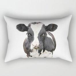 Cow Art Rectangular Pillow
