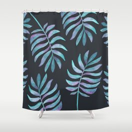 Sea Sand Waves Shower Curtain