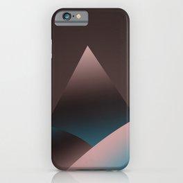 Mountain X 2 iPhone Case
