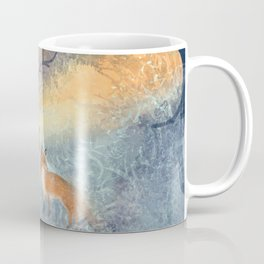 The Two Foxes Coffee Mug
