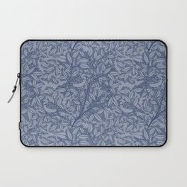 Blue Sparrow Laptop Sleeve