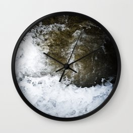 swallowed in the sea part 2 Wall Clock