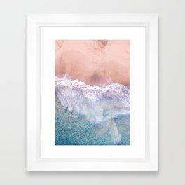 Coast 4 Framed Art Print